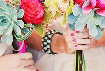 """Bouquets"" / by Verbena Flores"