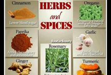 The best herbs and spices for your health / Discover the herbs, spices and natural flavourings to improve your health and add nutrients to your food.