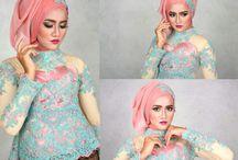 makeup artist kebaya modern wisuda / makeup artist hijab stylist untuk seluruh indonesia. instagram hikmahnf line hikmahfitri 085737156800