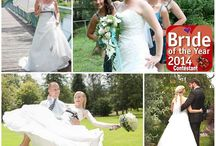 Bride of the Year 2015 Contestants / We receive a lot of beautiful pictures and great stories of brides for our 'Ladybird Bride of the Year 2014' contest. If you haven't joined the competition yet, please join the competition here http://bitly.com/ZOlTpz