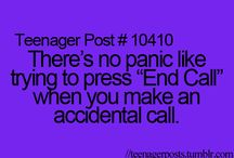 Teenager posts / So Accurate! It's weird!