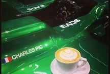 My coffee life #latteart