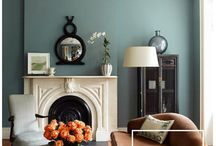 Paint that wall / Fargeforslag til leiligheten