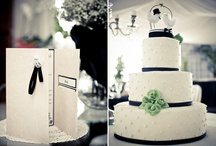 Black and white wedding - Our day