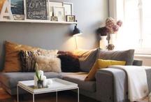 Living Room / by Stephanie Hart
