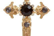 Croix bijoux