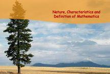 Nature and mathematics