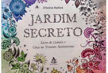 Jardim Secreto Inspirações ♡