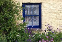 Cottages dans les Pays Celtes / Un recueil #cottages en Pays celtes : #Irlande, #Ecosse et #PaysdeGalles