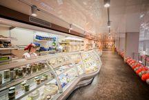 Supermarket design / Design by ECLECTARTE