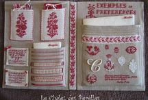 RED Works ~ Embroidery