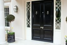 Front Door Love / by Cindy George-Mcintosh
