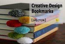 Creative Design. Bookmarks