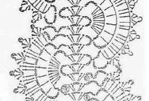 Схемы кружева