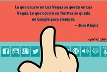 Frases Social Media - Marketing Online / Algunas citas sobre Marketing Digital que nos gustan :)