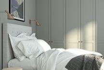 Richard Dimond - bedroom ideas