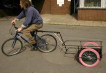 Home Made Bike Trailers