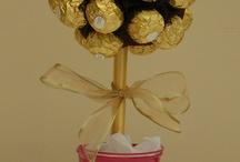 Alberi di cioccolattini