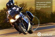 Seguridad para motociclistas