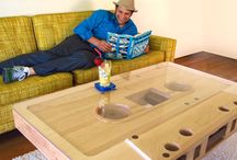 DESIGN: Tables / Creative table designs