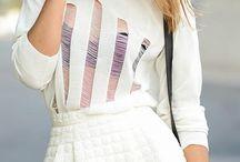Trend: Fabric: Sheer