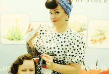 I Love Me Luonnollisesti messut Helsinki 17-19.10.2014 / Edustimme uusia #Aubrey luonnonmukaisia tuotteita ja #Radico Colour Me Organic hiusten kasvivärejä. Tila oli pieni, mutta kaikki mahtui lopulta hyvin.