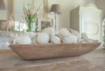 Vintage Chic / French style interiors