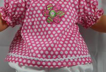 BOHTie Products - Handmade Baby Doll Clothes