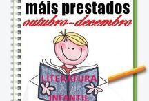 Infantil Máis prestados LITERATURA. Outono 2013 / Os libros máis prestados da sala infantil na Biblioteca Ánxel Casal. OUTUBRO-DECEMBRO 2013