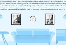 Le infografiche di crealacasa / CREA LA CASA ti consiglia…con le immagini! Immagini parlanti dove trovare consigli per la vostra casa dei sogni con semplici schemi utili e veloci da consultare e mettere subito in pratica!
