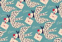 p-p-p-patterns & illustrations