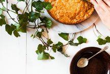Nordic caramel almond cake