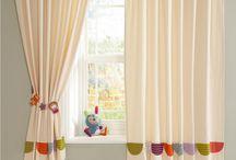 Cortinas e C&A / Ideias para decorar sua casa