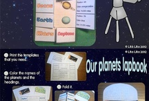 Planets Lapbook / by Sadie Lankford