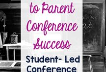 Student Led Conference Ideas