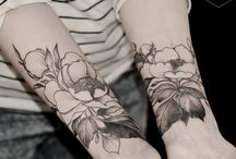 Sleeve Tattoo Idea's