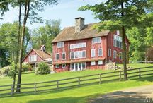 Barn Style / A look into barn transformations and restorations around the world. Beautiful colors, textures and architecture to inspire all!