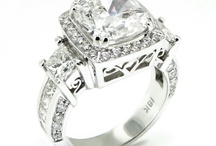 Rings / My husband said I can get a new wedding ring for our 16nth anniversary. But there are so much to choose from!