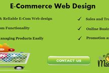 How TO Develop e-Commerce website / Fully functional and user friendly ecommerce website design,serves as the backbone of any online business focusing on the sale and/or purchase of products or solutions. Understanding user behavior is primarily important in ecommerce website development.