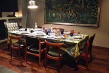 The Cook Club, Milan / A private friendly dinner Chez Miguel & Fabrizio