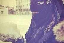 Beautiful Niqab