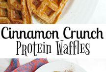 Breaking the Fast Breakfast Recipes (non Gluten Free)