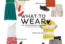 What to Wear to your Photo Session / What to wear for you family photo session