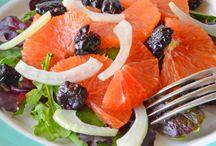 Salads / ASICILIANPEASANTSTABLE.COM