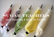 Cake Tutorials / by Susan Melcer-Spence