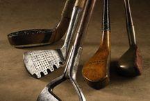 Golf - Putters / by Winn Grips