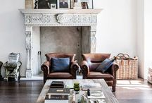 living rooms / by McCall LeBaron