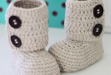 Knitting & Sewing Projects / by Holly Hirsch