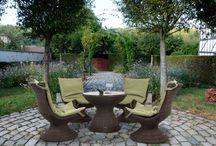 Life Outdoor Living Gartenset Keira / Die Gartenmöbel für den erlesenen Geschmack