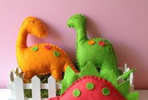 Dinosaur Party Ideas / by Louisa Claire